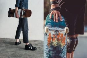 รองเท้าเซฟตี้-Surfskate-44